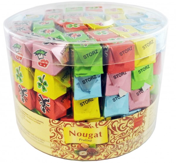 Glückswürfel Haselnuss-Nougat-Creme