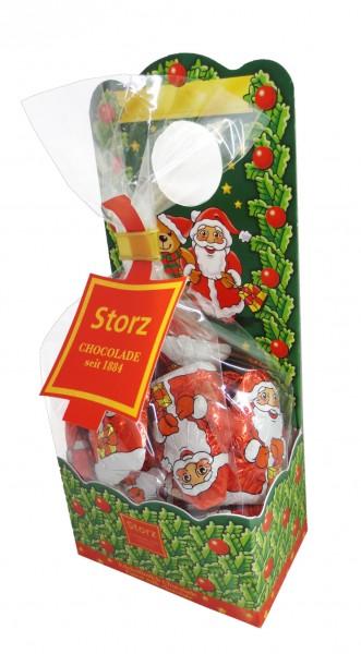 Türanhänger Mini Santas