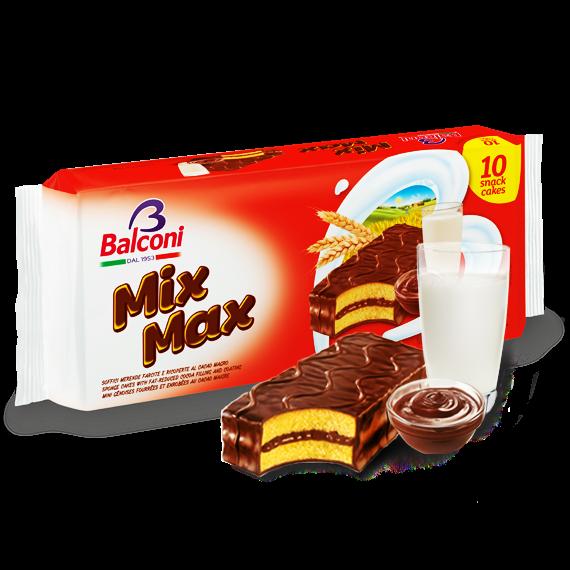 Orig. ital. Bisquitschnitte Mix Max