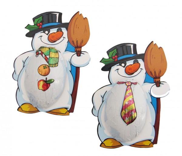 Schneemann Mr. Freeze