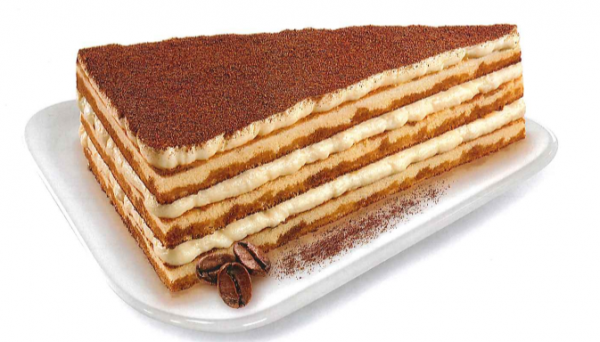 "Ital. Biskuit-Torte ""Torta Tiramisu"""