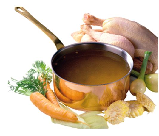 Hühner-Fond - deklarationsfrei, ohne Hefe-Extrakte