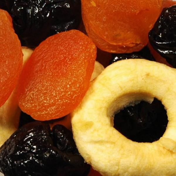 Trockenfrucht Mischobst Auslese 3-Frucht