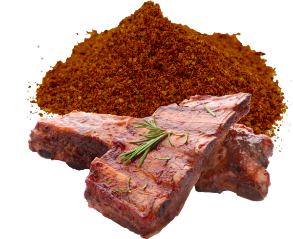 Magic Dust BBQ Rub - Gewürzzubereitung