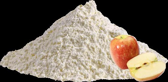Apfelpulver
