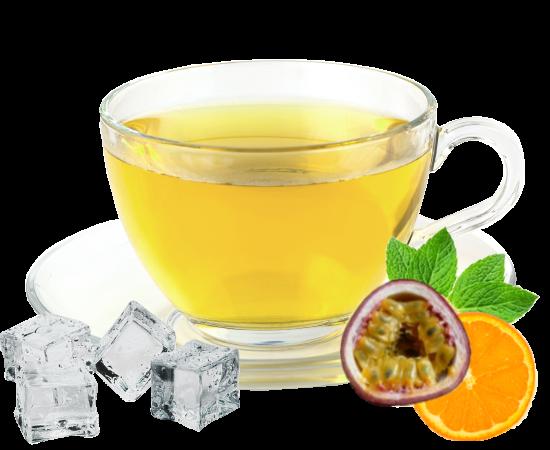 Erfrischungsgetränk Orange/Maracuja