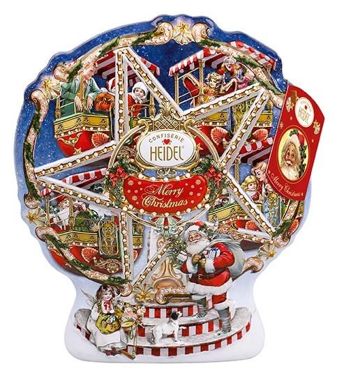 """Riesenrad """"Weihnachts Nostalgie"""""""
