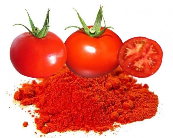 Tomatenpulver Instant kaltsprühgetrocknet