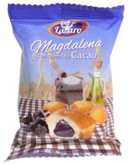 Spanische Magdalenas mit Choco