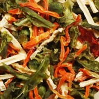 Minestrone italienische Gemüsemischung