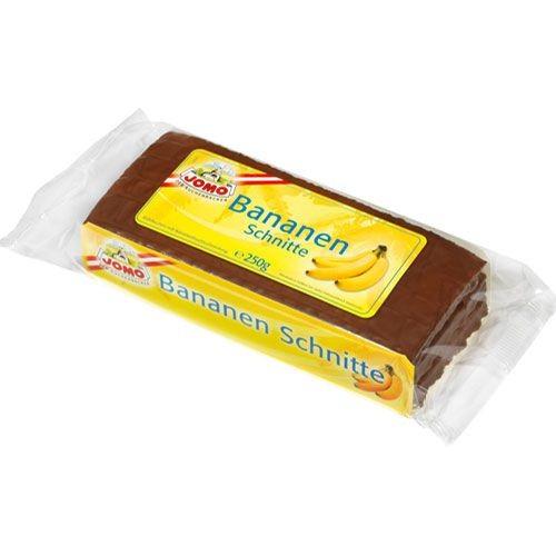 Frucht-Schnitte Banane