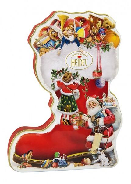 """Geschenkdose """"Weihnachtsstiefel"""""""