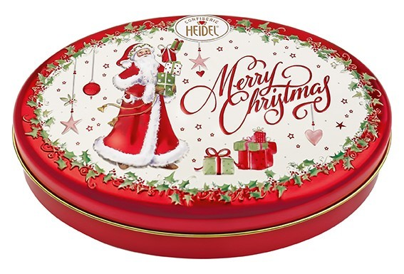"""Präsentdose """"Weiße Weihnacht"""""""