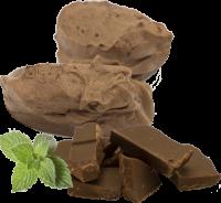 Mousse Dessert au Chocolat -gelatinefrei- 3,6 Kilogramm