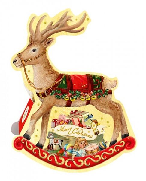 """Schaukelelch """"Weihnachts Nostalgie"""""""
