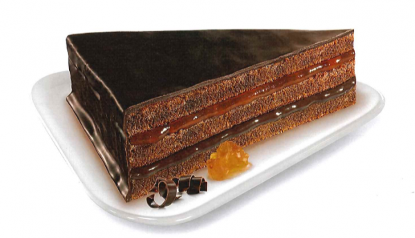 "Ital. Bisquit-Torte ""Torta Vienese"""