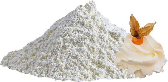 Sprühsahnepulver 42 % Fett