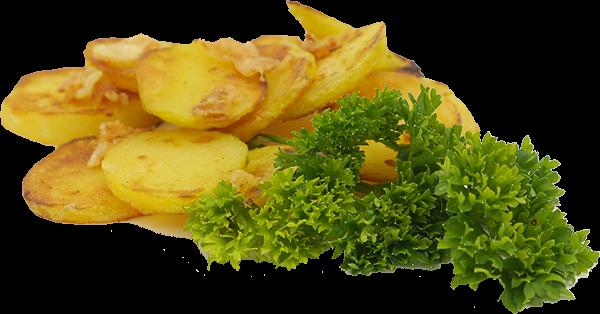 Bratkartoffeln mit Gewürzen -deklarationsfrei-