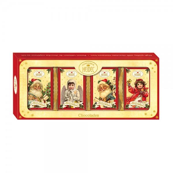 Weihnachts-Nostalgie Chocoladenpräsent