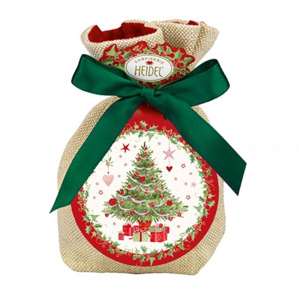Weiße Weihnacht Geschenk-Säckchen