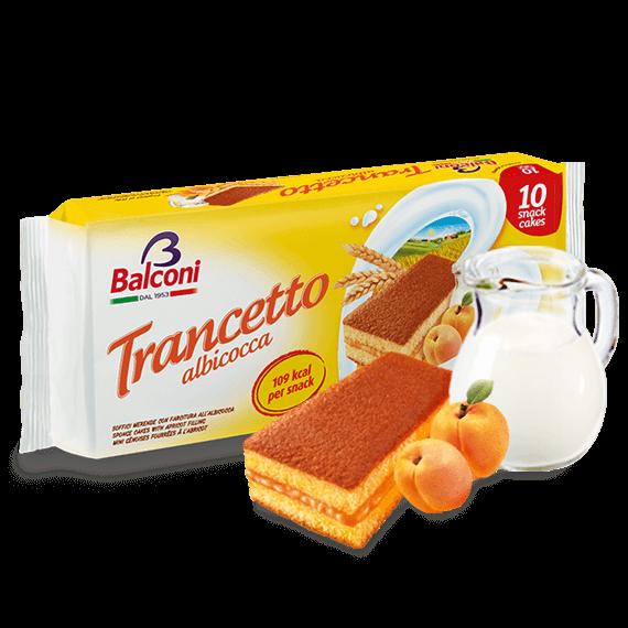 """Ital. Kleinkuchen """"Trancetto"""" Aprikose"""