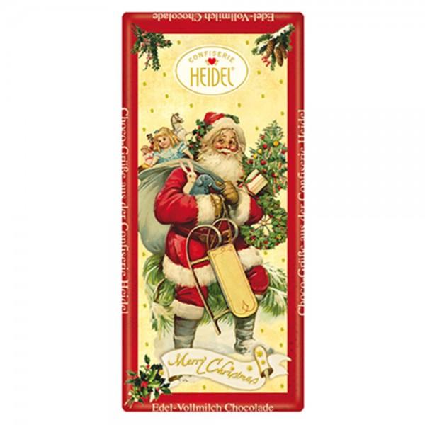 Weihnachts-Nostalgie Choco-Grüße