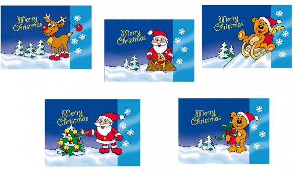 Täfelchen Weihnachten