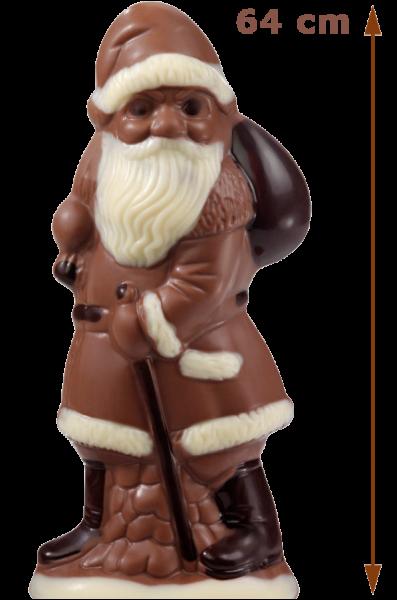Riesen-Weihnachtsmann