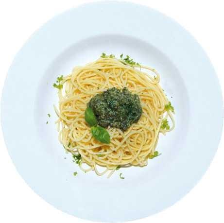 Pesto grün Basilikum