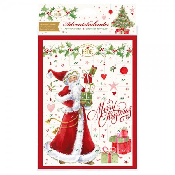 Weiße Weihnacht Adventskalender