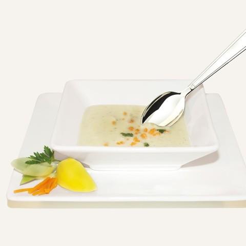 """Kartoffel-Suppe """"Parmentier"""""""