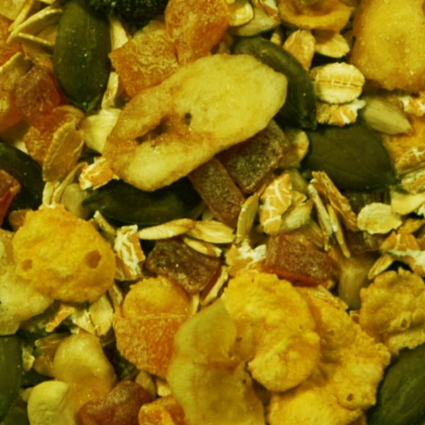 SICCA-Früchte-Müsli