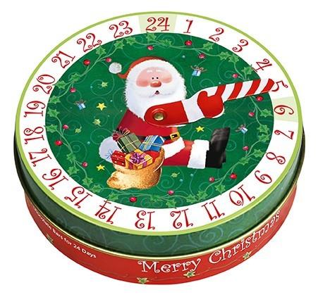 "Adventskalender-Dose ""Christmas Time"""