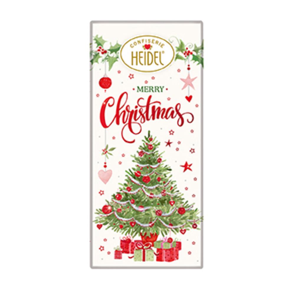 Weiße Weihnacht Choco-Grüße | SICCA-NAHRUNGSMITTEL
