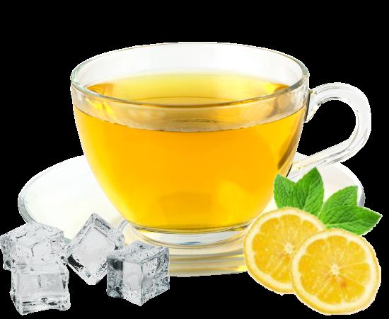 Eistee Zitrone