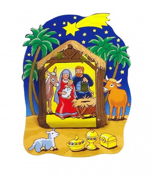 Weihnachts-Krippe
