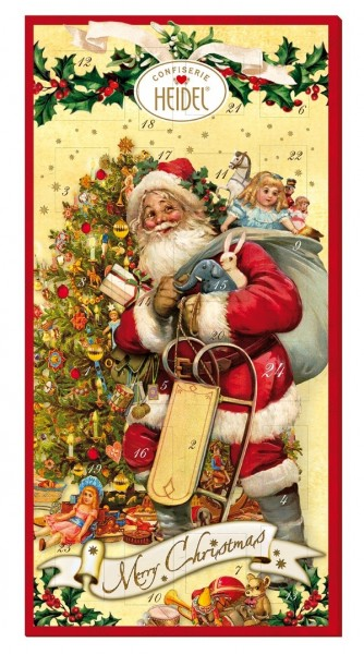 """Confiserie """"Weihnachts Nostalgie"""" Adventskalender"""
