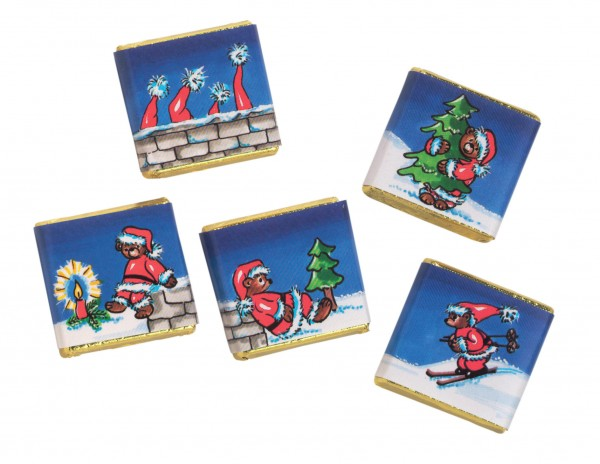 Weihnachts-Puzzle