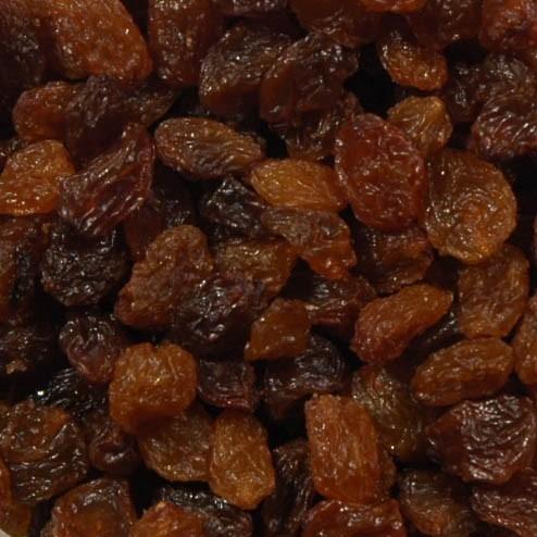 Trockenfrucht Sultanas